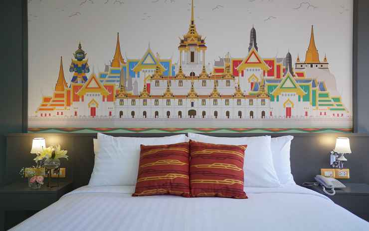 THE QUBE FIFTY HOTEL Bangkok - Deluxe King Room with breakfast