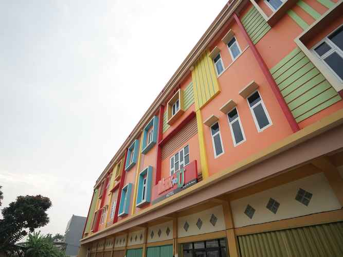 EXTERIOR_BUILDING OYO 1299 Max To U Hotel