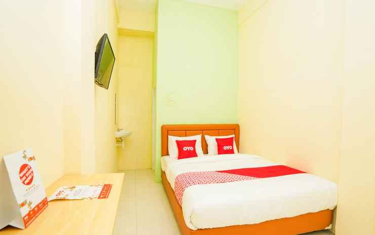OYO 1367 Banuwa Residence Near RSU Mitra Keluarga Waru Kabupaten Sidoarjo Surabaya - Standard Double