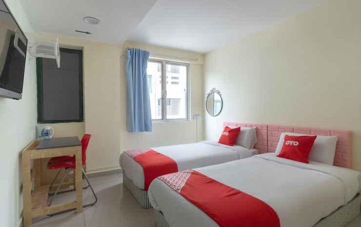 Budget Star Hotel Kuala Lumpur - Standard Twin Room