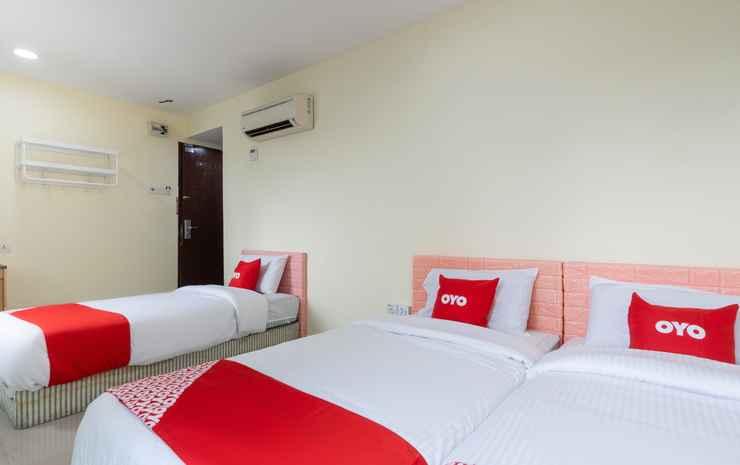 Budget Star Hotel Kuala Lumpur - Deluxe Triple Room