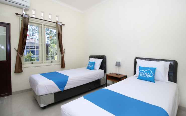Airy Klojen Menari 35 Malang  Malang - Airy Rooms - Standard Twin Room Only