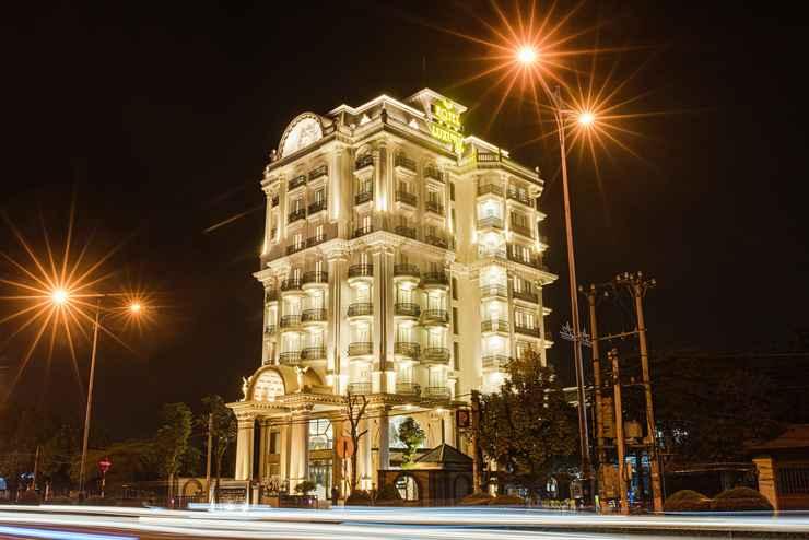 EXTERIOR_BUILDING Manh Quan Luxury Hotel