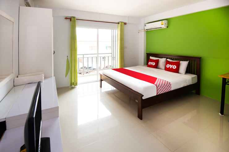 BEDROOM The Space Huahin