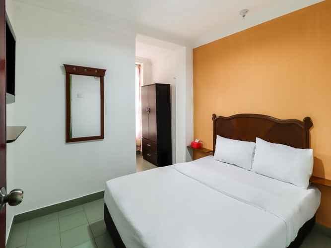 BEDROOM Hotel Sahara Kuala Kubu Bharu