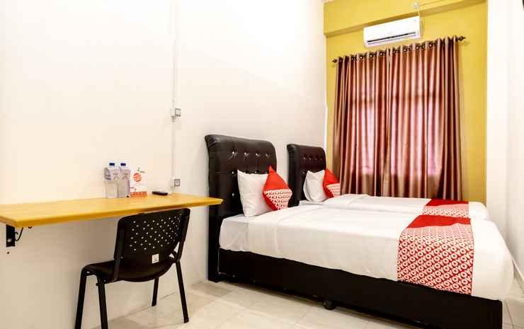OYO 1400 Barat Residence Syariah Medan - Standard Twin Room