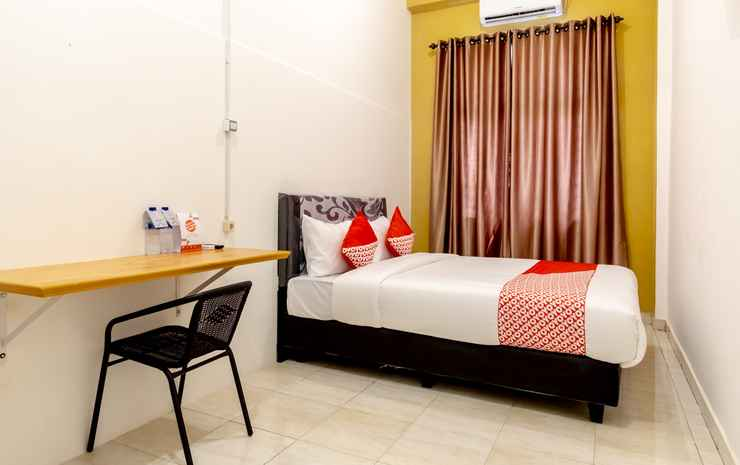 OYO 1400 Barat Residence Syariah Medan - Standard Double