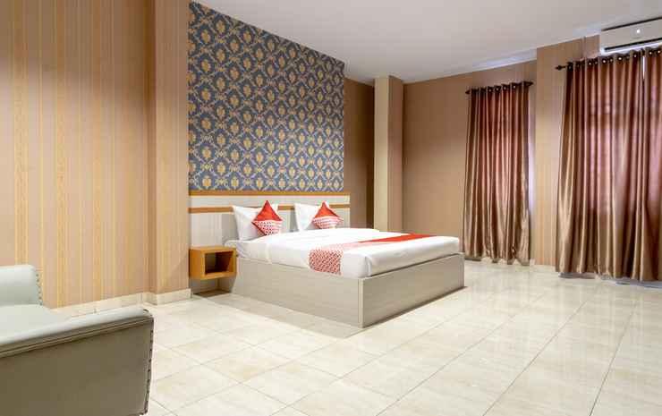 OYO 1400 Barat Residence Syariah Medan - Suite Double