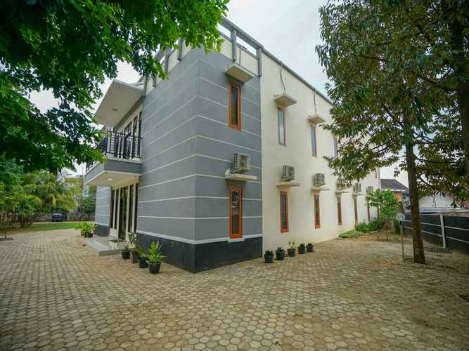 EXTERIOR_BUILDING OYO 1586 Kerangga Homestay Syariah