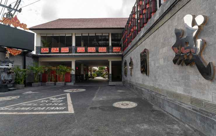 OYO 1992 China Town Hotel Bali