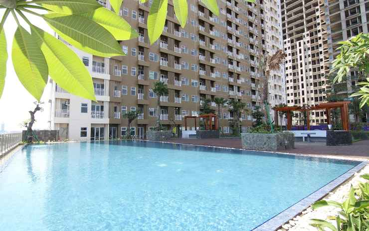 Apartment Vida View 27A by Rannukarta Makassar - 2 Bedroom Apartment
