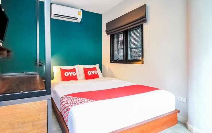 Wire Bangkok Hostel Phrakanong Bangkok - Deluxe Double Room