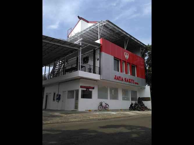 EXTERIOR_BUILDING Jaya Sakti Hotel