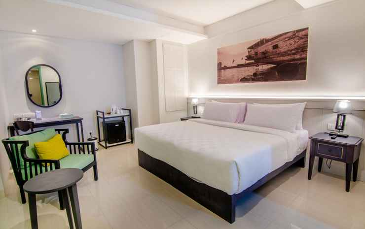 Jambuluwuk Thamrin Hotel Jakarta - Deluxe Room Only