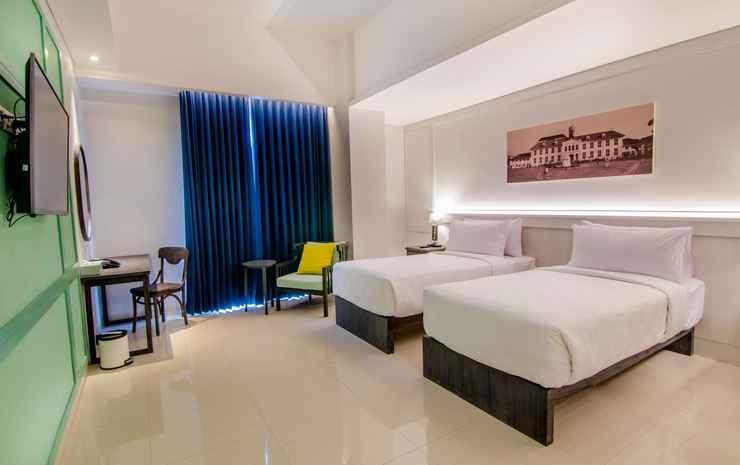 Jambuluwuk Thamrin Hotel Jakarta - Deluxe Room