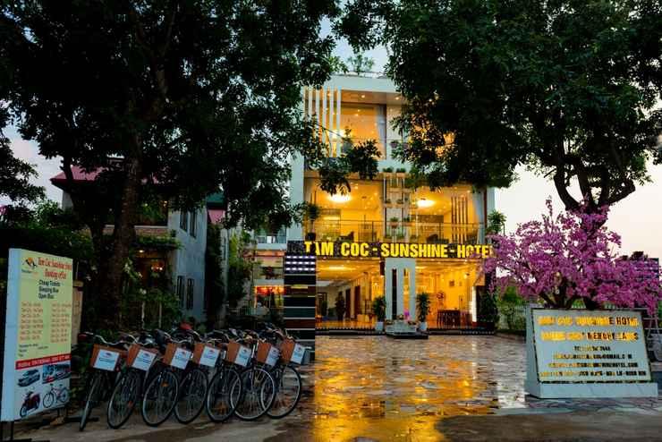 EXTERIOR_BUILDING Tam Coc Sunshine Hotel