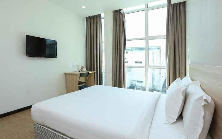 Orange Hotel Sri Petaling @ Bukit Jalil Kuala Lumpur - Deluxe Queen