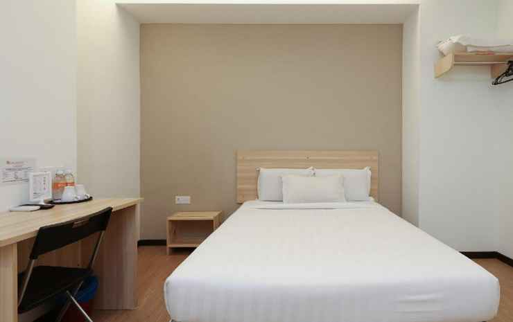 Orange Hotel Sri Petaling @ Bukit Jalil Kuala Lumpur - Standard Queen without Window