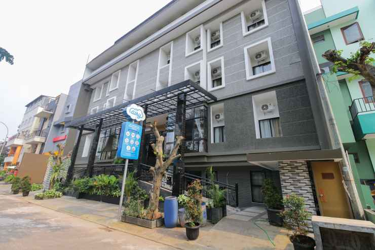EXTERIOR_BUILDING Airy BSD Boulevard Residence AH Satu 18 Tangerang