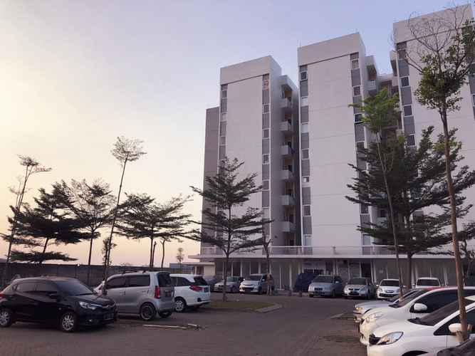 LOBBY Aeropolis Residence Apartment By Roomz