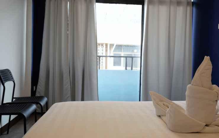 Sleep With Me Too Bangkok - BTS Phra Khanong Bangkok - Double Room with Shared Bathroom
