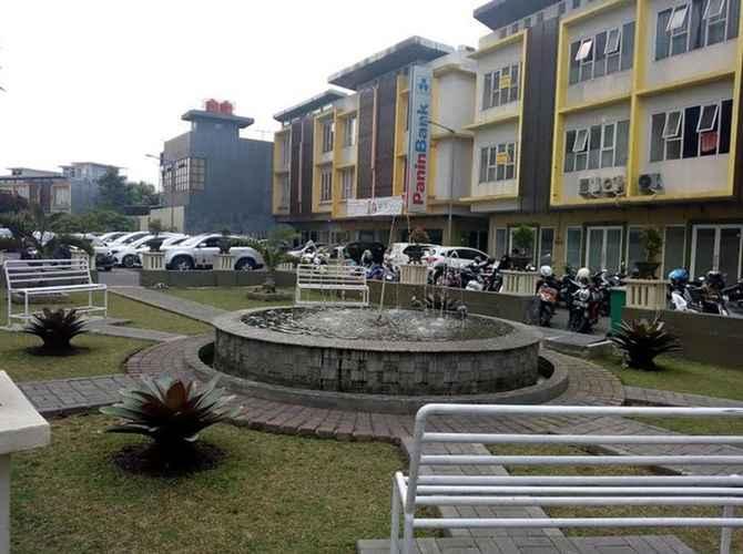 LOBBY Saphire Syari'ah Apartement Gateway Ahmad Yani