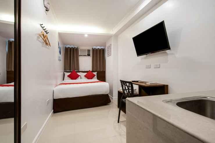 BEDROOM OYO 232 Nest Nano Suites Fort