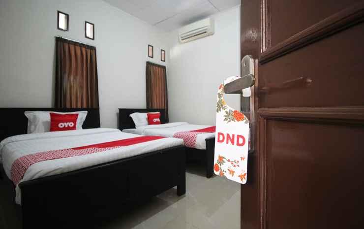 OYO 1547 Wisma Ray Syariah Bandar Lampung - Standard Twin