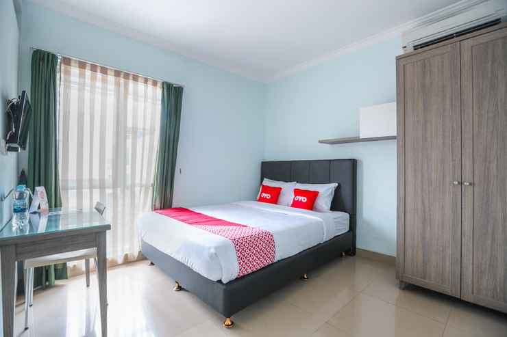 BEDROOM OYO 1551 Studento Guest House