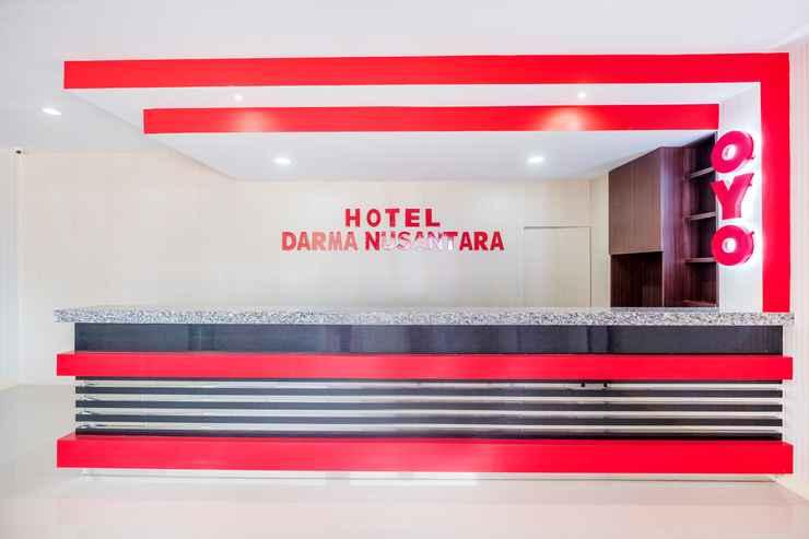 LOBBY OYO 1633 Hotel Darma Nusantara