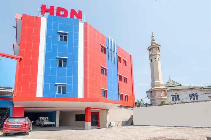 EXTERIOR_BUILDING OYO 1633 Hotel Darma Nusantara
