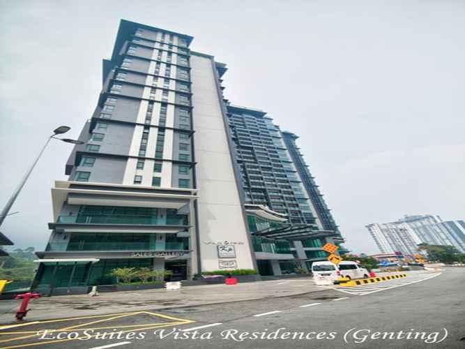 EXTERIOR_BUILDING Shared Apartment @ Vista Residence Genting Highlands