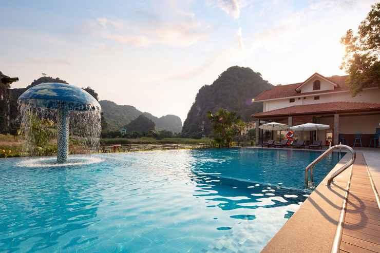 SWIMMING_POOL Tam Coc La Montagne Resort & Spa