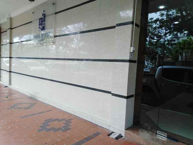 EXTERIOR_BUILDING Sara Hotel Labuan