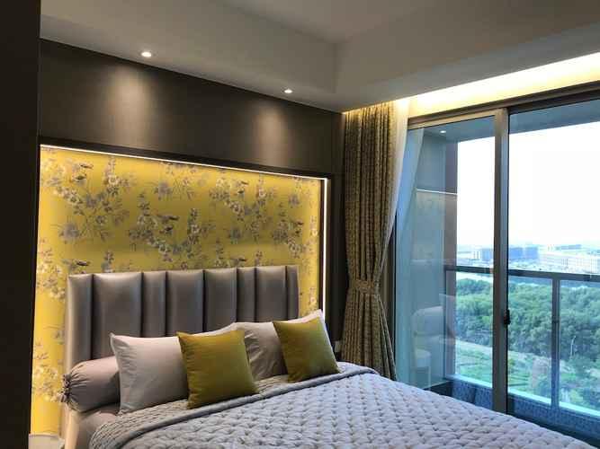 BEDROOM Gold Coast PIK Bahama Sea View Apartments