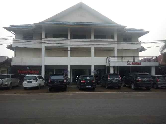 EXTERIOR_BUILDING Hotel Surya Pontianak