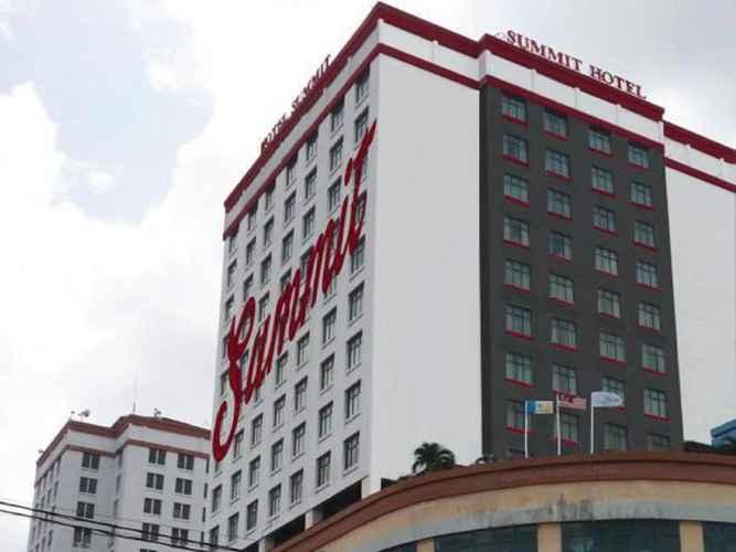 EXTERIOR_BUILDING Summit Hotel Bukit Mertajam