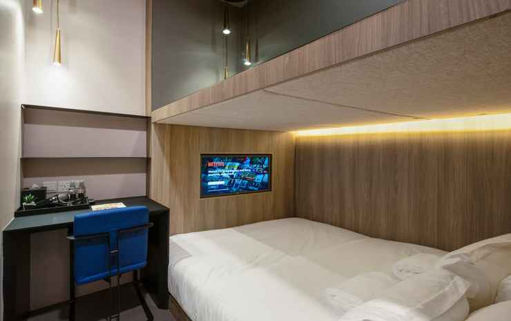 ST Signature Tanjong Pagar Singapore - Cabin M-Lower, No Window