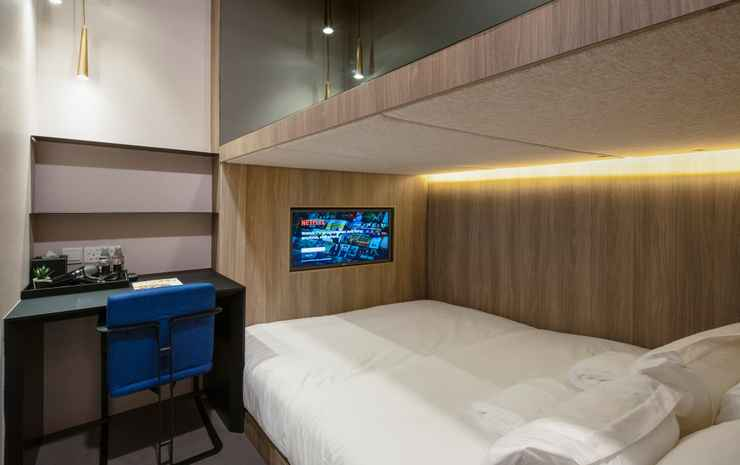ST Signature Tanjong Pagar Singapore - Cabin M-Lower, No Window, Shared Bathroom