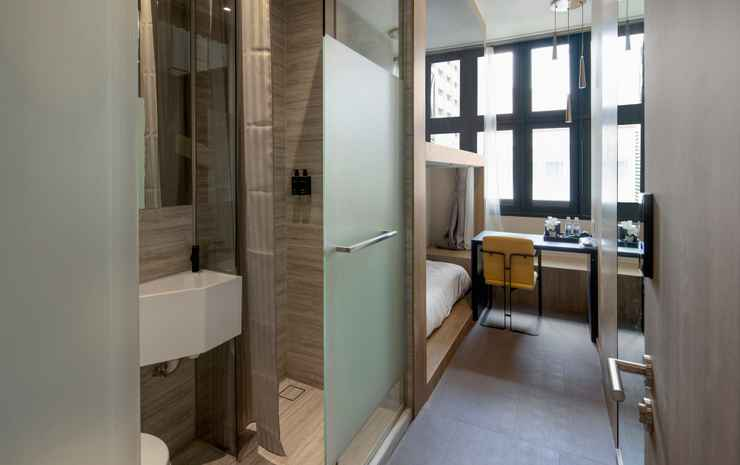 ST Signature Tanjong Pagar Singapore - Cabin M-Lower, Window, Ensuite