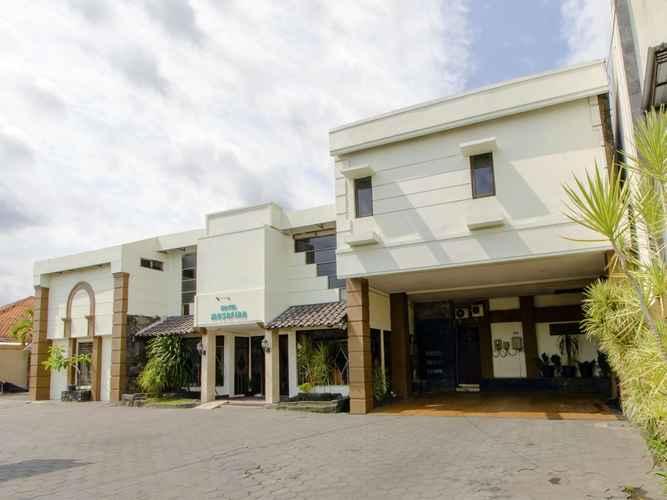 EXTERIOR_BUILDING OYO 1683 Hotel Musafira Syariah