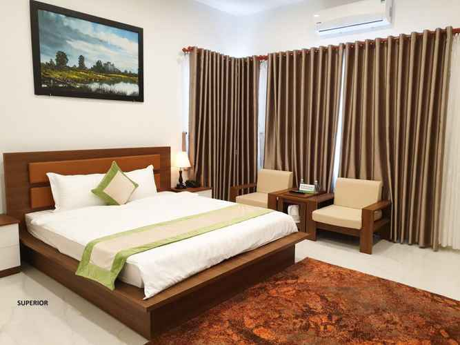 BEDROOM Khách sạn Nhật Quang Bảo Lộc