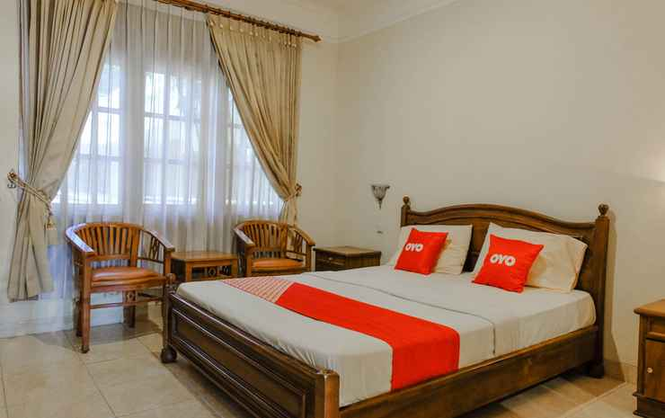 OYO 1803 Hotel Sarangan Permai Madiun - Deluxe Double