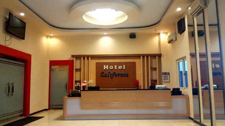 LOBBY California Hotel Blora