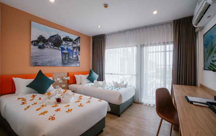 7 Days Premium Don Mueang Bangkok - Deluxe Room Only