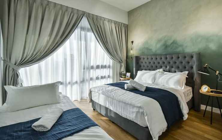 Anggun Residences  Kuala Lumpur - One Bedroom Premium Suite Apartment