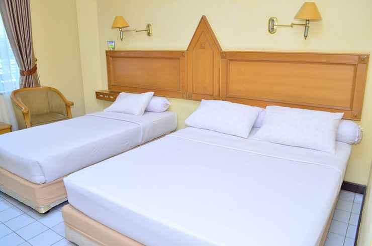 BEDROOM Rauda Hotel Syariah
