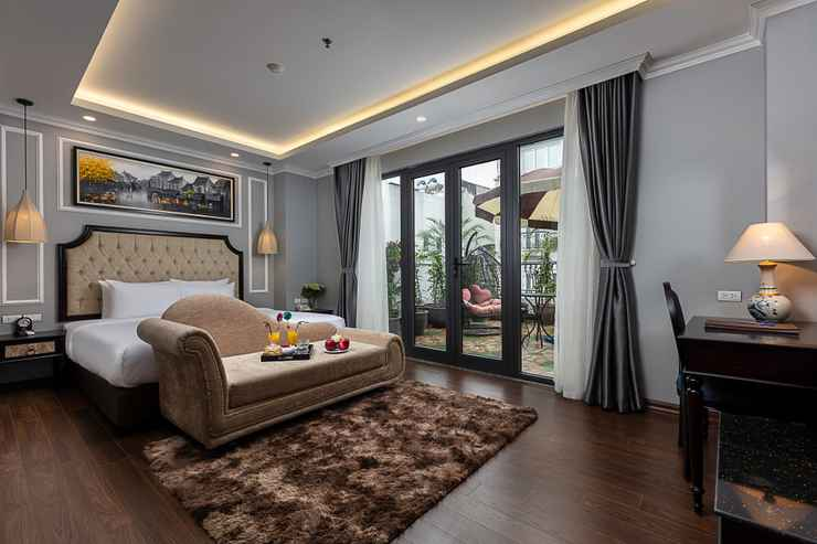 BEDROOM BABYLON PREMIUM HOTEL & SPA
