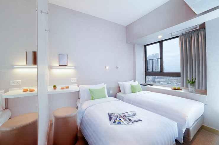 BEDROOM Hotel Ease Mong Kok