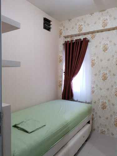 BEDROOM Apartemen Green Pramuka City By Uci